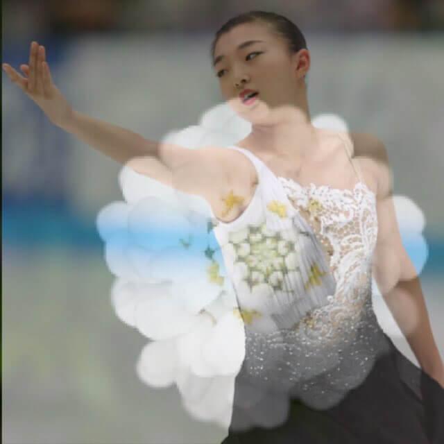 全日本選手権終了後に安藤美姫が女子選手たちに贈った