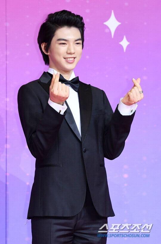 チャ・ジュンファンがSBS芸能大賞に授賞者として参加!いつもと雰囲気が全然違う!!