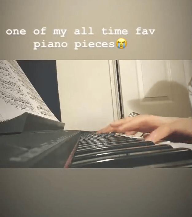 ネイサン・チェンがピアノを弾いてる映像を公開!凄い!