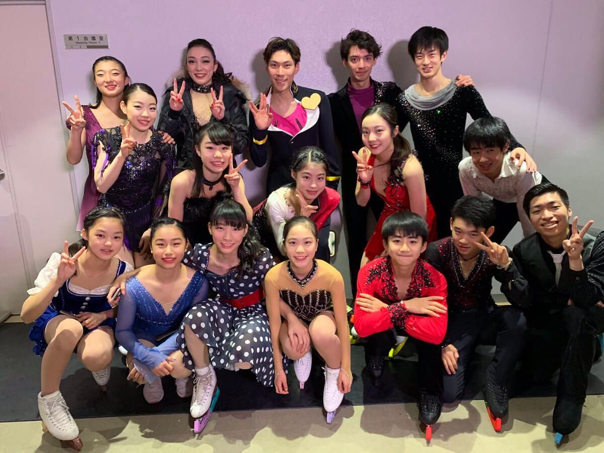 名古屋フィギュアスケートフェスティバル みんなのツイート画像まとめ!