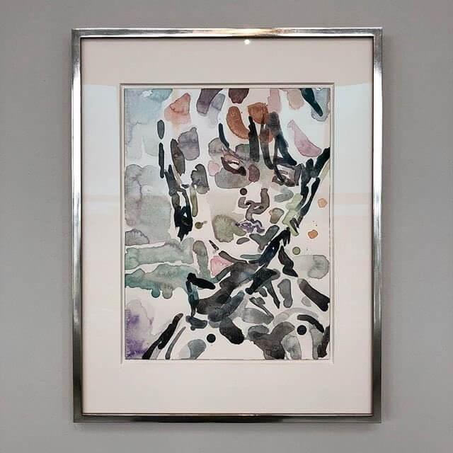 ペイトンさんの羽生結弦。展示されてるのはこの肖像画!