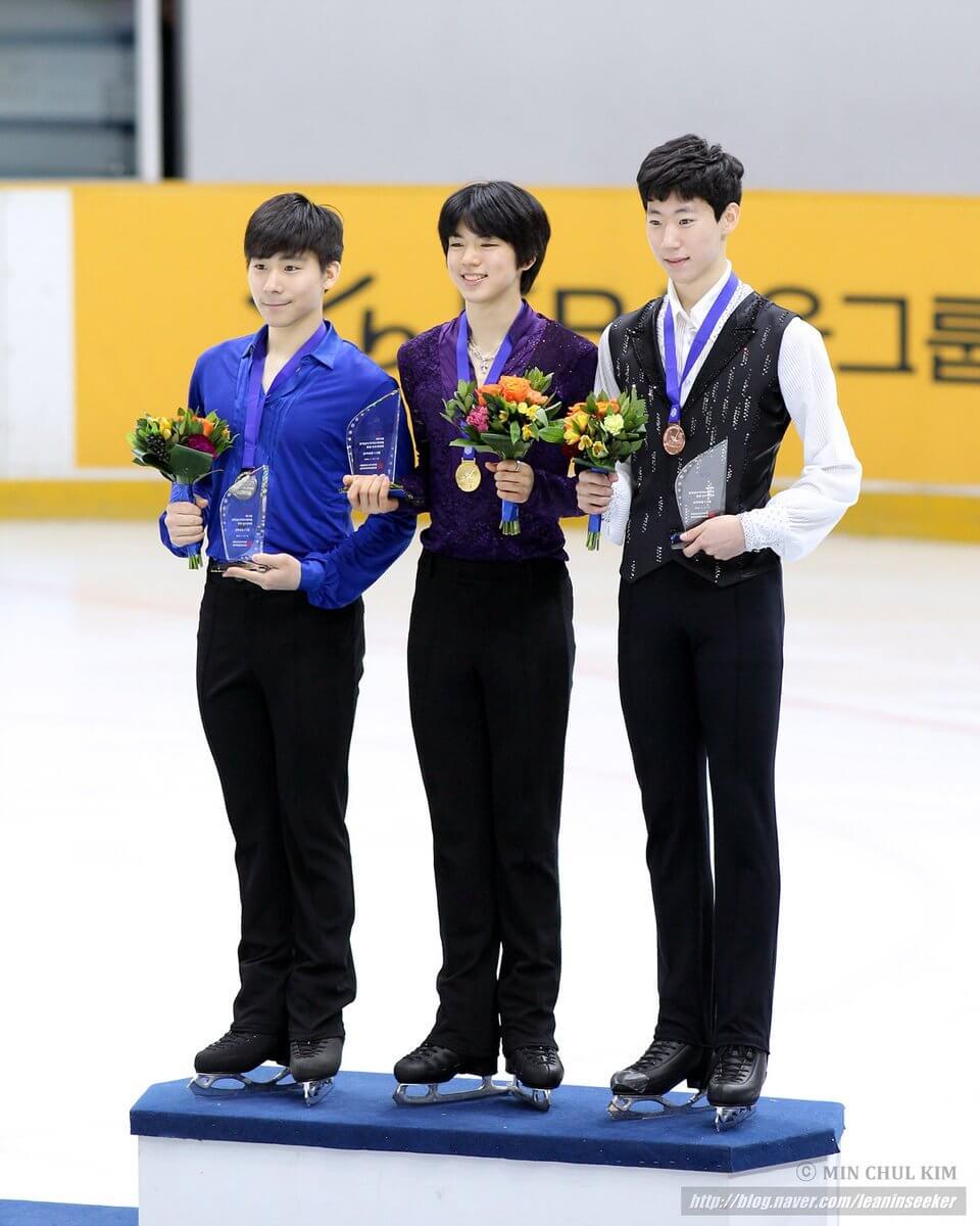 韓国ナショナルはチャ・ジュンファンが優勝で世界選手権代表メンバーに選出!