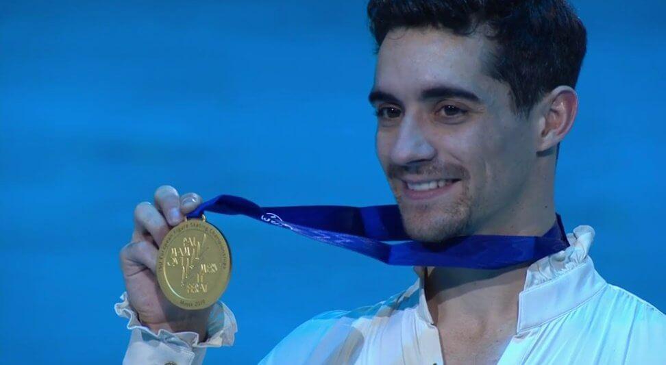 欧州選手権 男子最終結果まとめ! ハビエル・フェルナンデスが7連覇達成で有終の美を飾る!