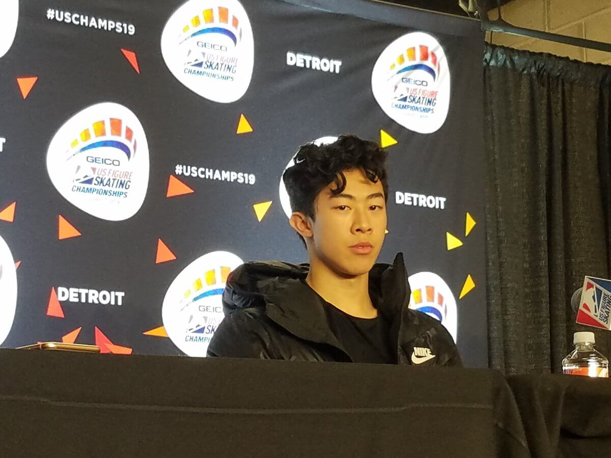 ネイサン・チェンは宣言通り四大陸選手権は出場しない事が決定。