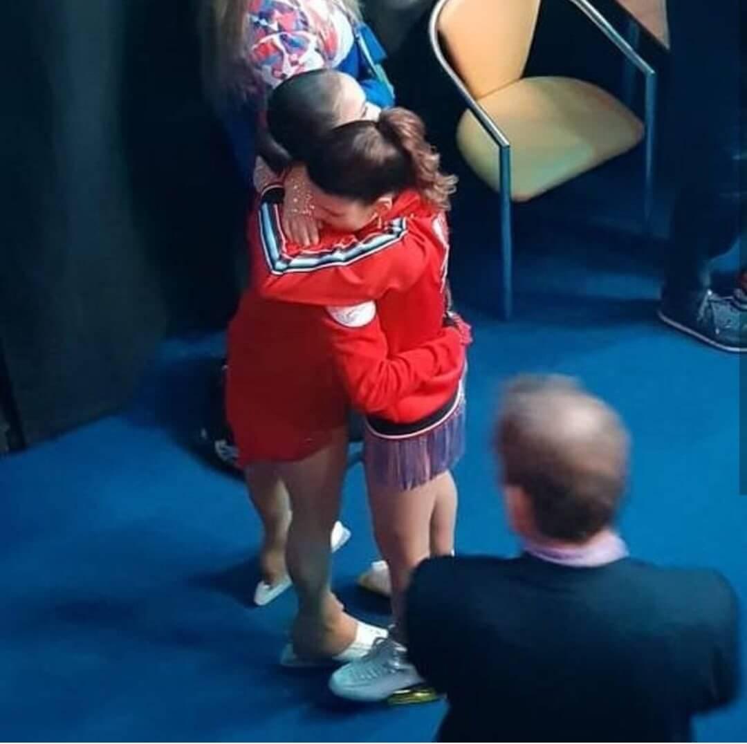 世界選手権のロシア女子は、サモドゥロワ、ザギトワ 、リーザで決定かな?
