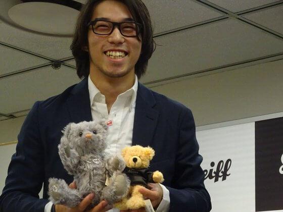 大丸梅田店で「無良崇人のバレンタインミーティング」が開催決定!