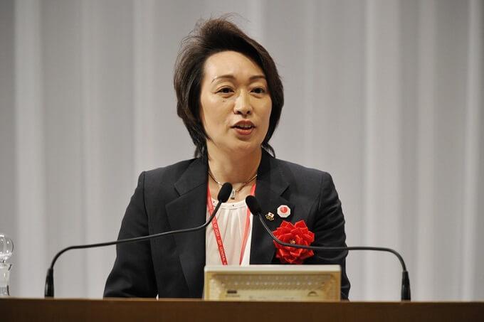 日本スケート連盟会長の橋本聖子氏が北海道知事選出馬に意欲!