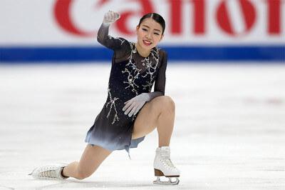 ちょっと早いけど、日本女子の来季GS2枠確定ってこのメンバーであってる?