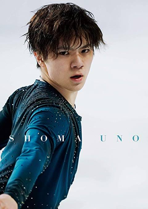 宇野昌磨の演技収録Blu-Rayが3月20日に発売!!宇野昌磨Blu-ray「未完~Believe」