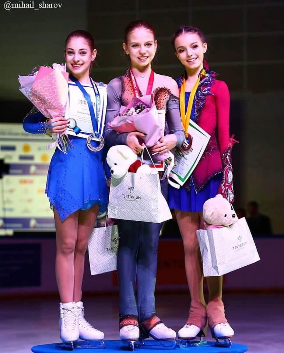 ロシアジュニア女子最終結果まとめ!SP7位のトゥルソワが大逆転優勝!