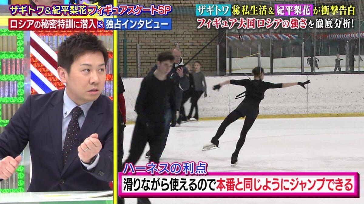 映像有「中居正広の号外スクープ狙います!紀平梨花&ザギトワフィギュアスケート特集」