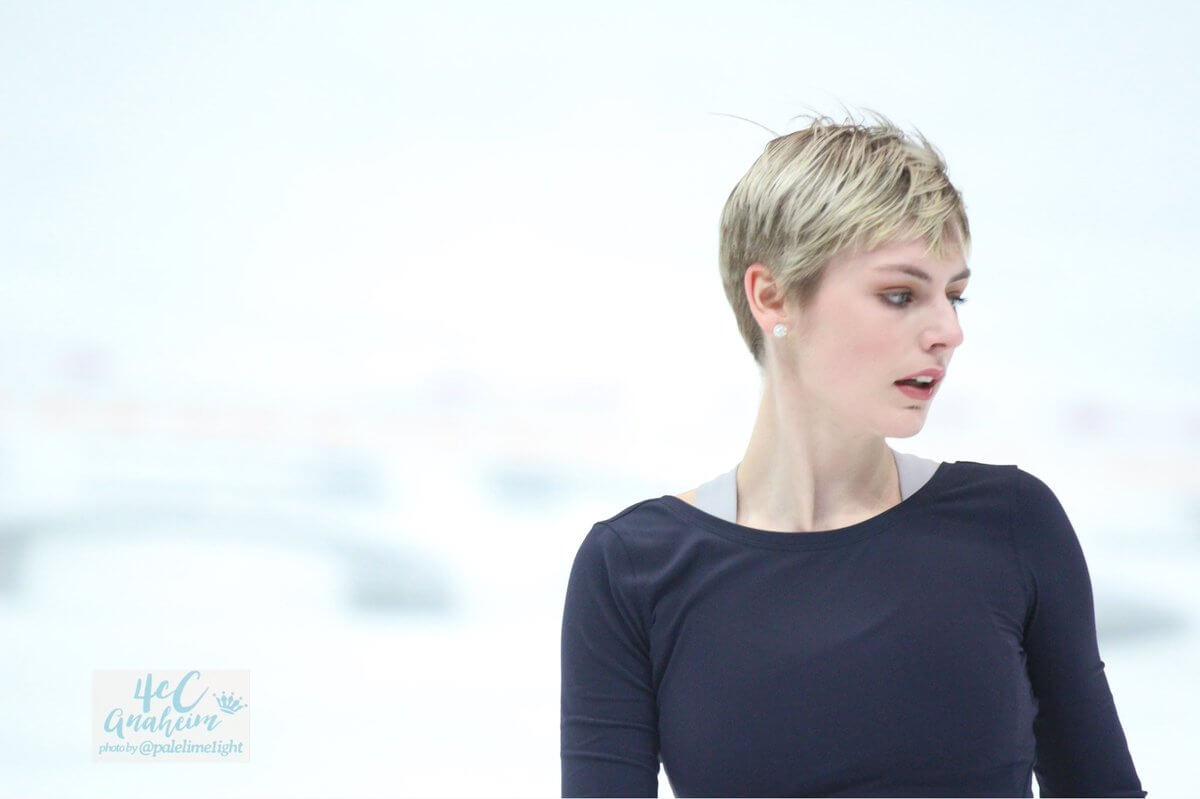 カナダの美人スケーター「オーストマン」が美しすぎるとまたまた話題に!