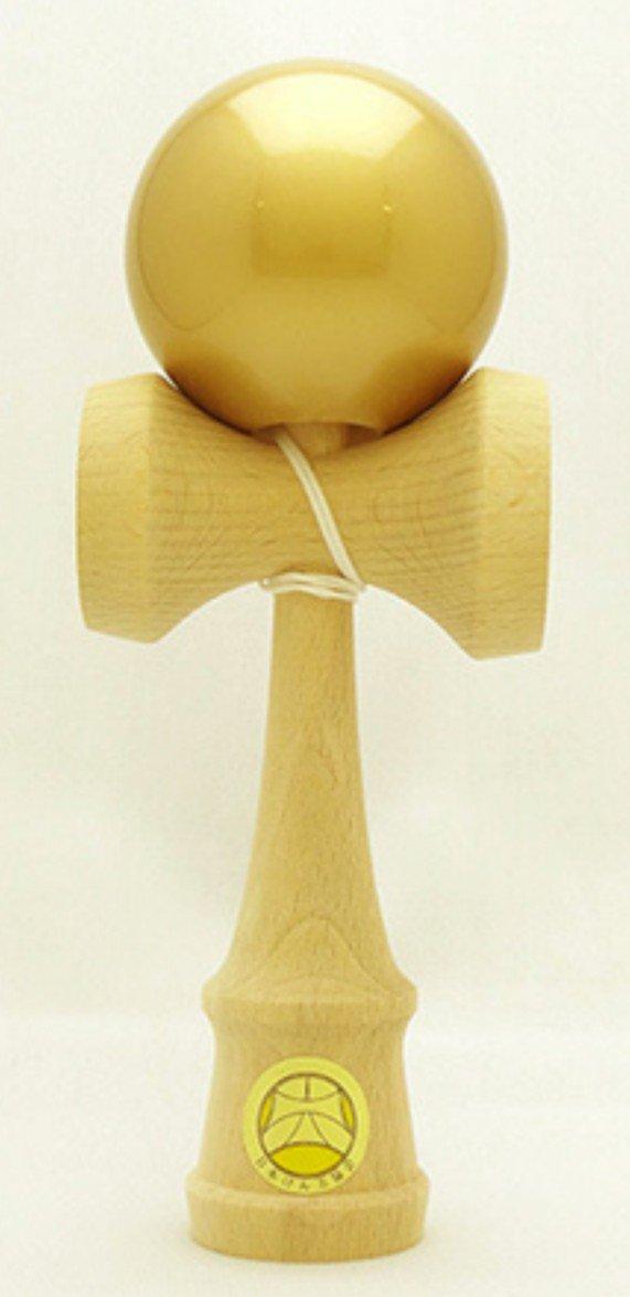 羽生結弦に日本けん玉協会から、プレミアムゴールドと呼ばれる「金色のけん玉」が贈られていた事が判明!ww