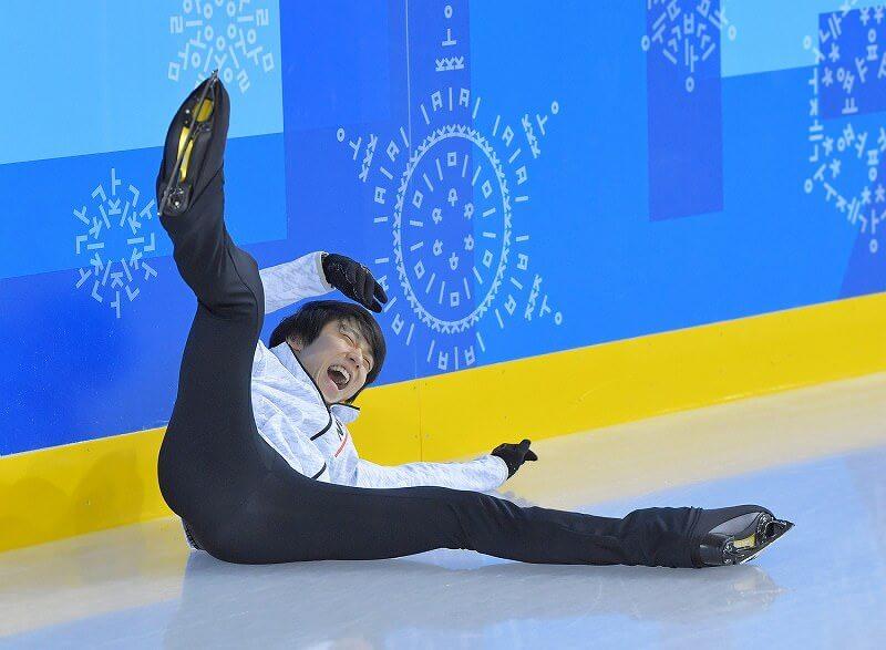 オリンピックチャンネルが平昌EX練習のスピスケ出してきた!