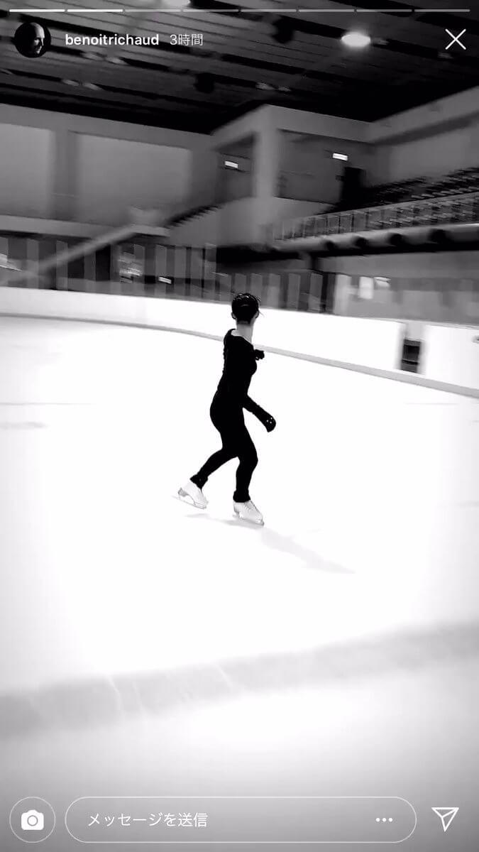坂本花織が10連続2Aを飛んでる映像を公開!