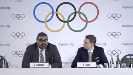 オリンピックチャンネルの担当者が記者会見。「世界で視聴者に最も人気のあるアスリートは羽生結弦だ」と明言。