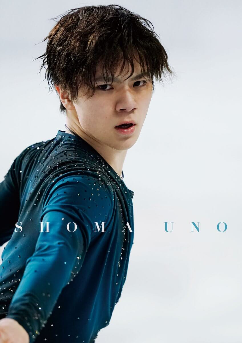 宇野昌磨のBlu-ray&DVD「未完~Believe」のプロモーション映像が公開!!