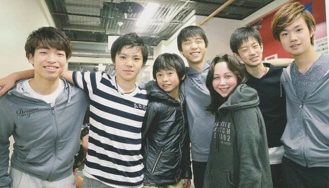 2015のDOIの画像がバズってる!日本男子+リーザ!