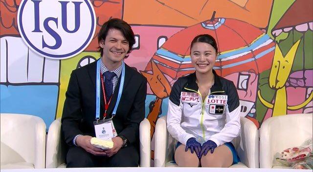 ジュニアワールド 日本は男女ともに来季は2枠。