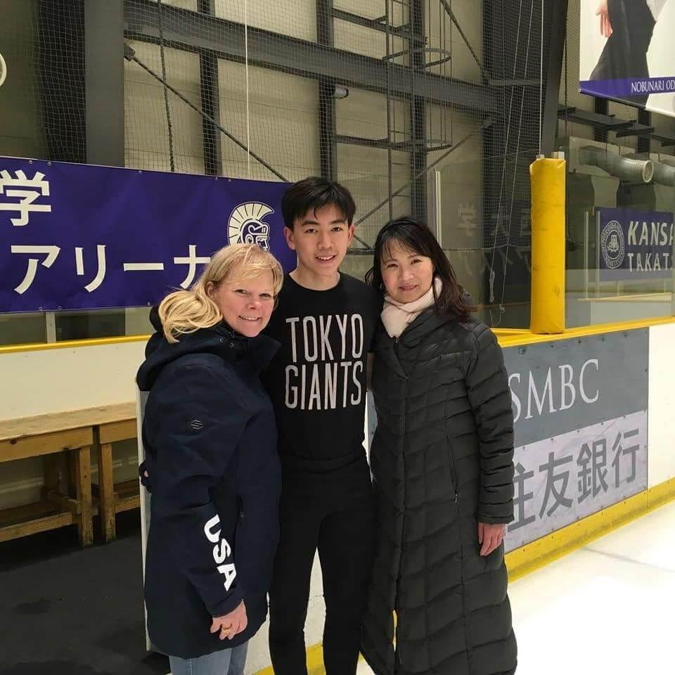 ヴィンセント・ジョウ「今日、大阪で東京ジャイアンツのシャツを着ることを学びました」