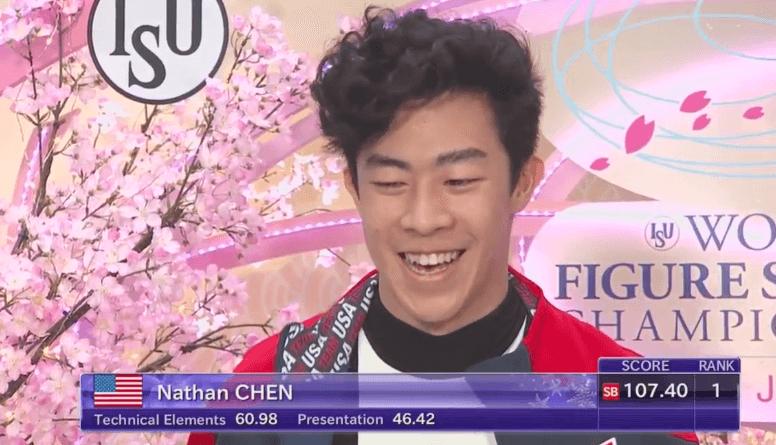 ネイサン・チェンは大学と両立でこの結果って凄いな・・・!連覇なるか!?