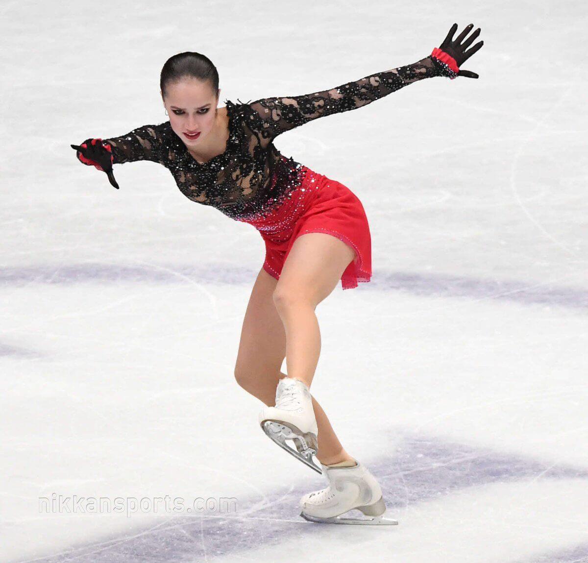 プーチン大統領がザギトワの勝利を祝福!「このような偉業達成は我が国にスポーツの栄光をもたらす」