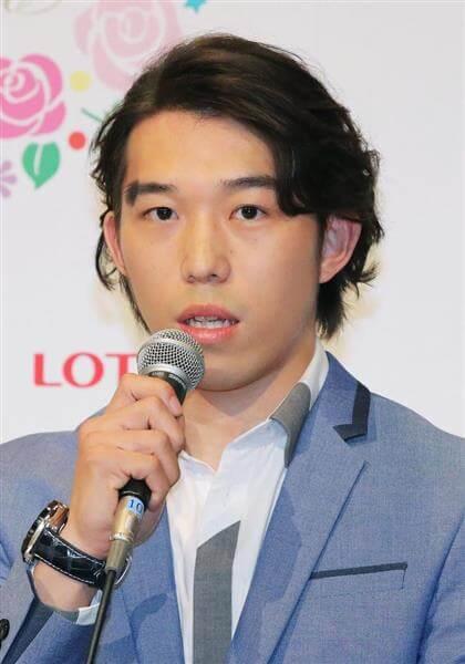 無良崇人がソプラニスタの岡本知高の生歌で世界選手権のオープニングセレモニー!