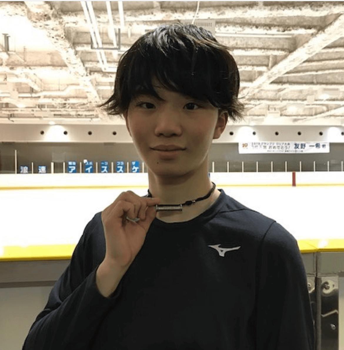 SEVスポーツが友野一希とのサポート契約を発表!