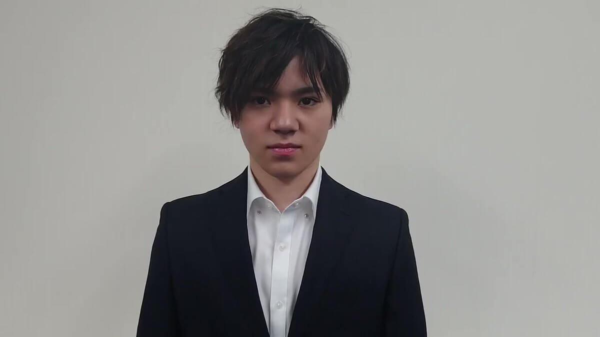 宇野昌磨よりアルバルク東京へ応援メッセージ動画が!
