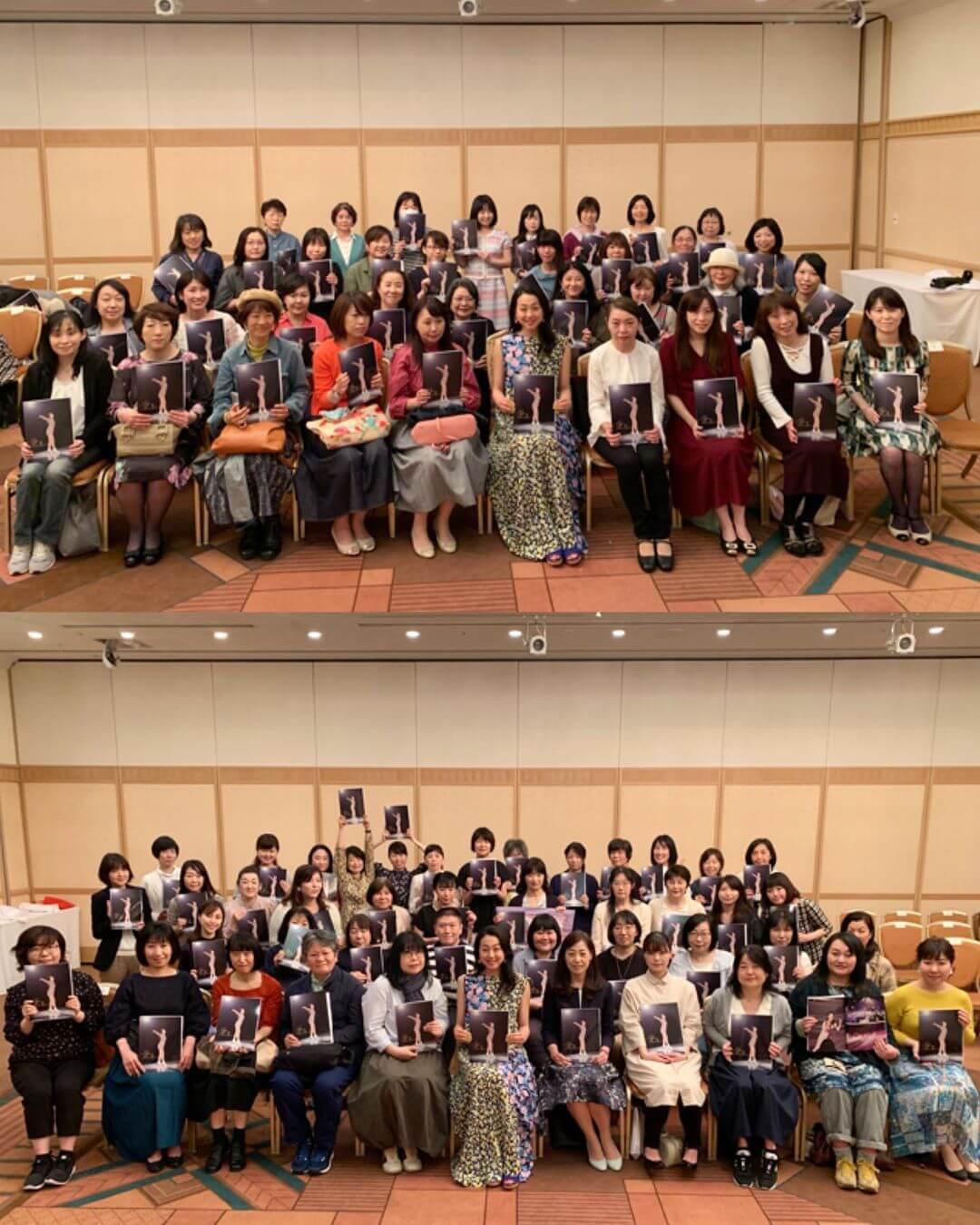 浅田真央が新しい写真集のサイン本お渡し会を開催!