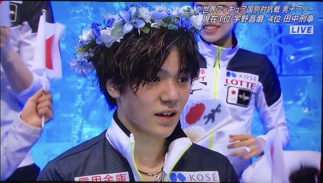宇野昌磨が5回転トーループ挑戦へ!「ルール的にあるのかわからないけど、トーループが回りすぎるので練習していきたい」