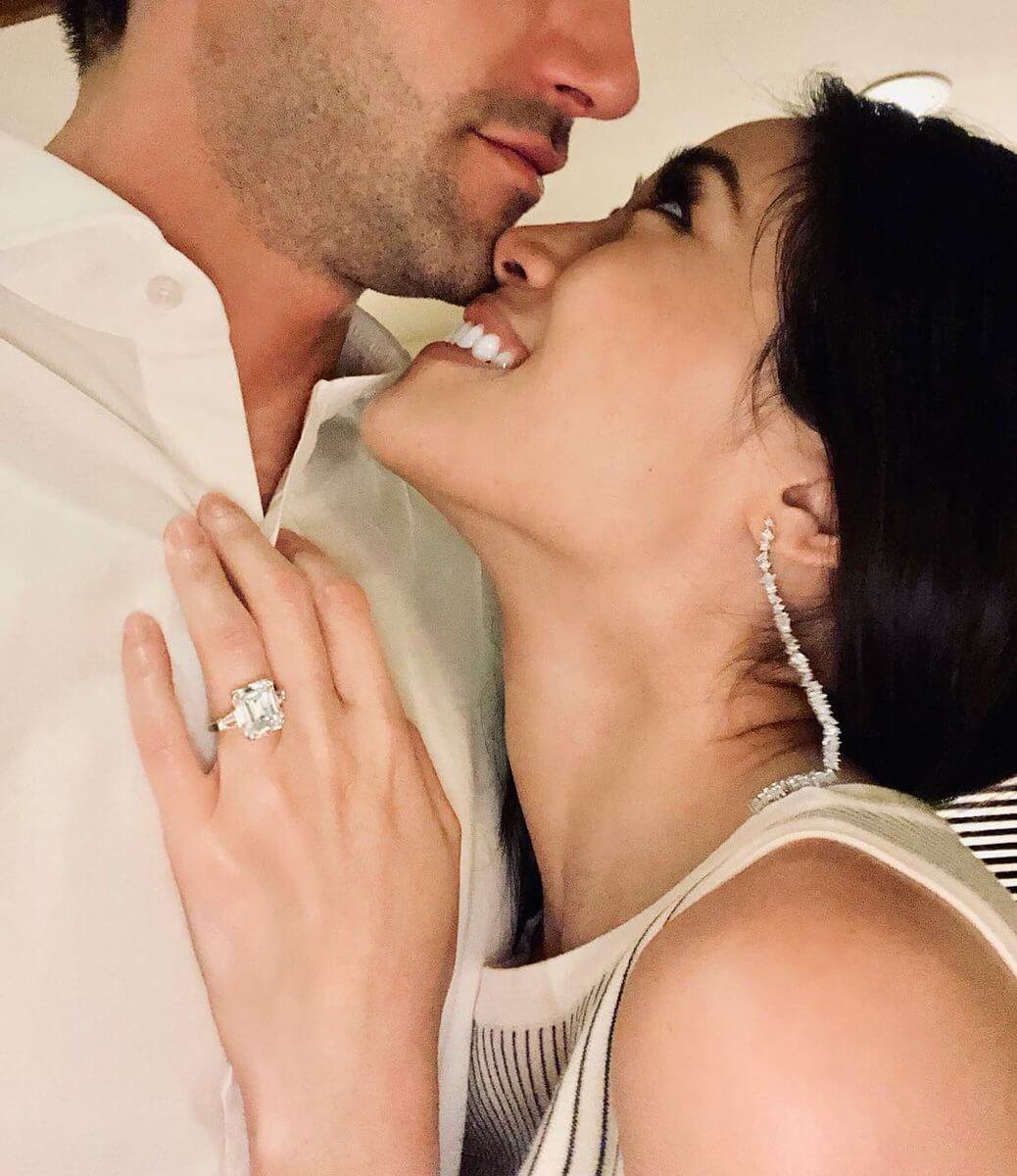 エヴァン・ライサチェクがインスタグラムで婚約を発表。「僕は生きている最も幸運な男だ」