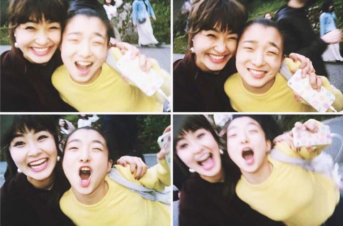本日4/9は坂本花織の19歳の誕生日!村上佳菜子のインスタの2ショットが可愛いと話題に!