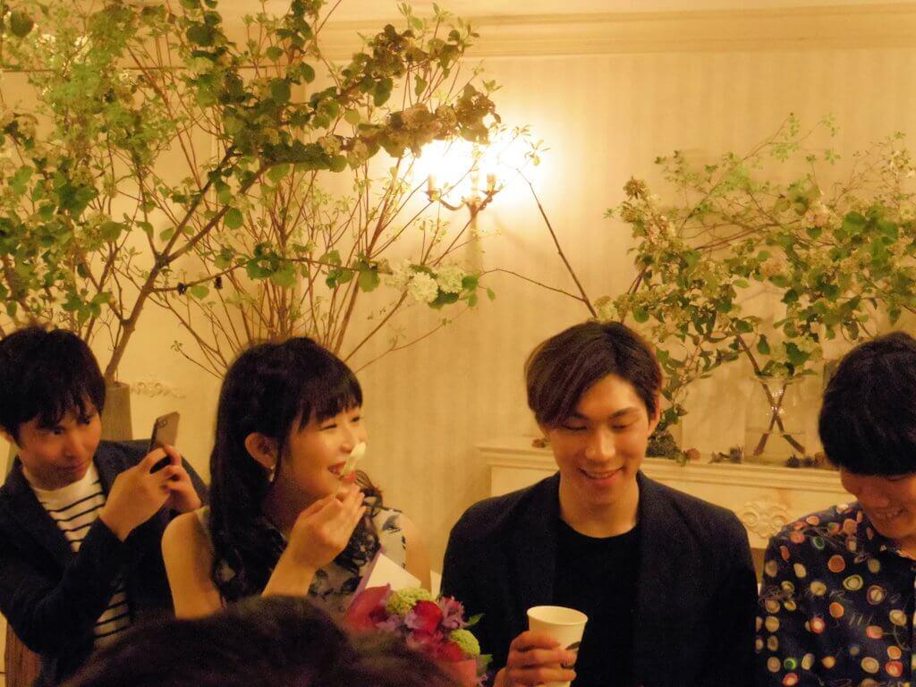 田中刑事がトークショーで野辺山合宿でのエピソードを披露!「一番最初に話しかけられたのは羽生くん」
