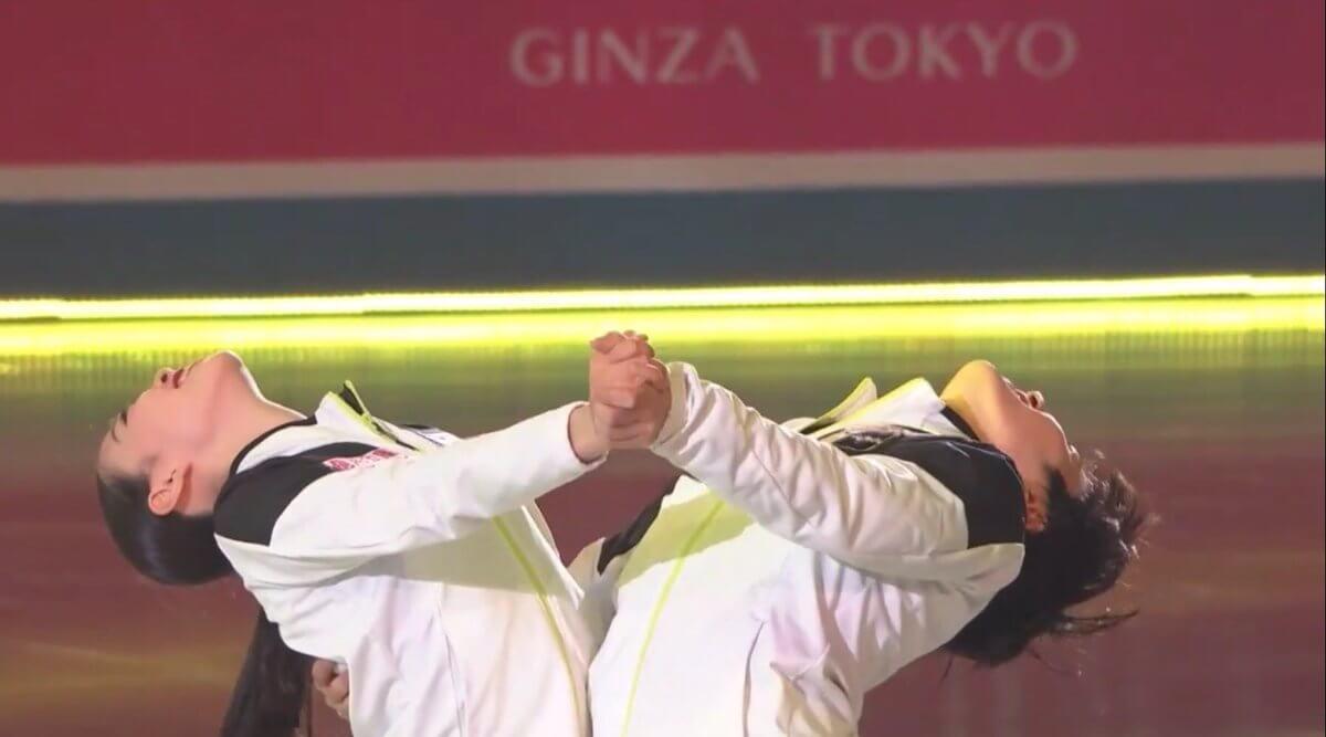 宇野昌磨と紀平梨花のタンゴがもっと見たかったとの声が!