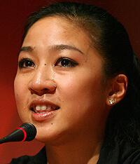 フィギュアスケートの舞台から政治の舞台に!長野五輪銀のミシェル・クワンがトランプ陣営に挑む!