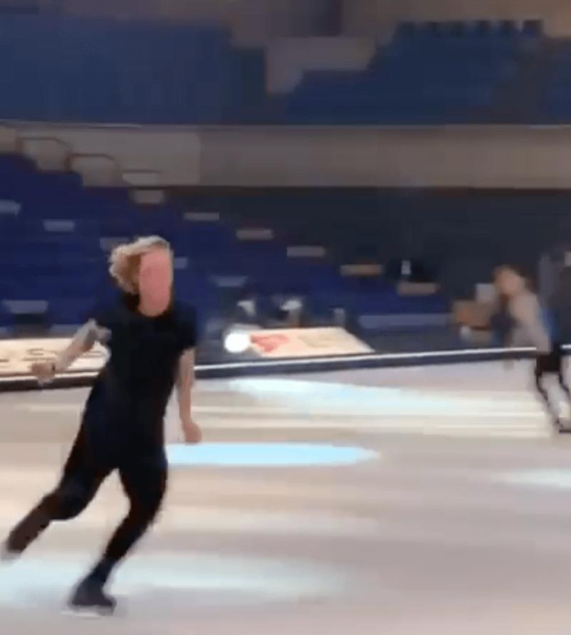 【動画有】プルシェンコが3Aの練習を再開!