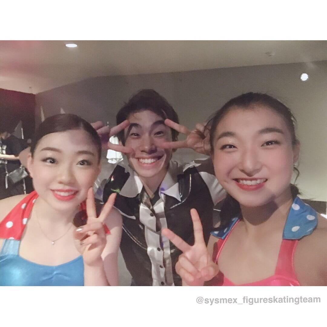 紀平梨花がFantasy on Ice2019in神戸での撮影の様子を公開!ケーキのデコレーションに挑戦!