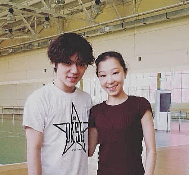 宇野昌磨はノヴォゴルスクの合宿は英語↔︎日本語の通訳さんも一緒に同行してる!