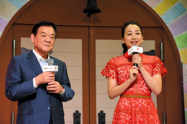 浅田真央が「おやつタウン」のスペシャルアンバサダーに就任!