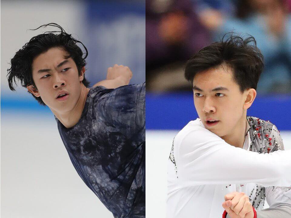 【ジャパンオープン2019】ネイサン・チェンとヴィンセント・ジョウの出場が決定!