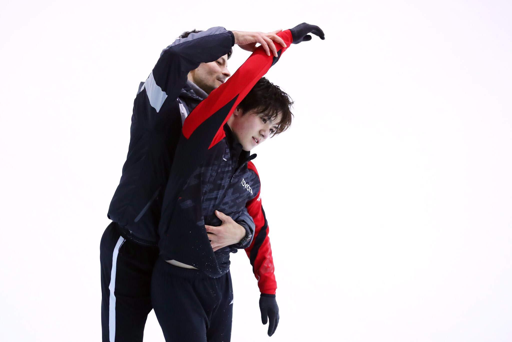 フィギュアスケート全日本代表合宿の画像まとめ!