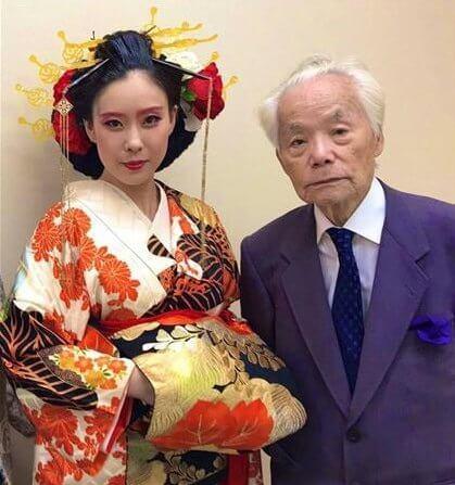 宇野昌磨の祖父、女優の「花魁」姿描く!姫路の新たな観光資源に。