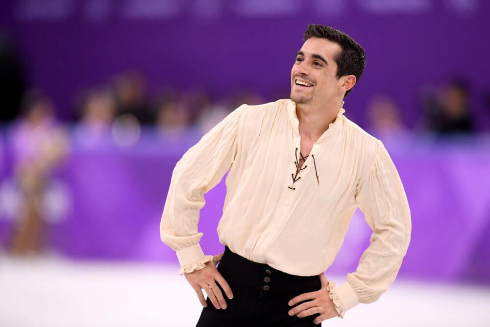 ハビエル・フェルナンデスが11月にオストラバで開催される Fire on Iceへの出演が取り消しを発表。