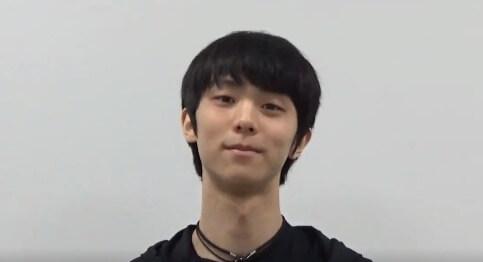 NHK杯出場の羽生結弦のメッセージ動画を公開!