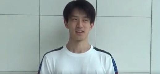 NHK杯出場の山本草太からメッセージ動画が!
