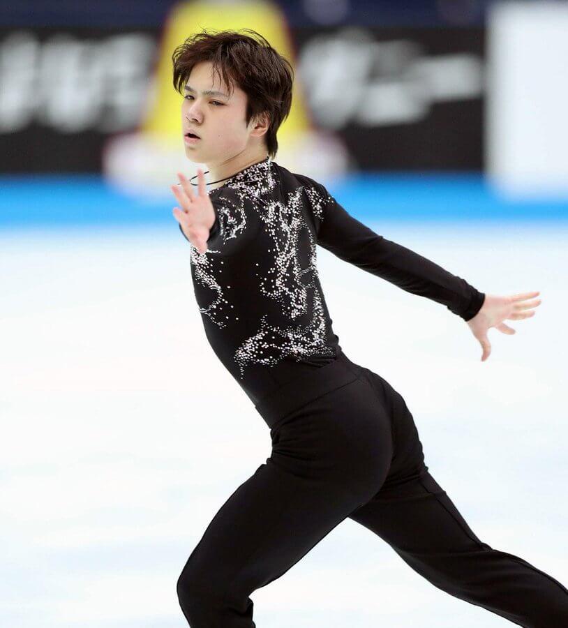 宇野昌磨 今季初SPは 92.28点 フィンランド杯2019