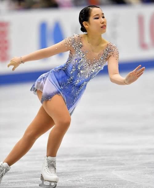 三原舞依 インスタに直筆メッセージ掲載! 「1日、1秒でも早く、氷の上に立てるように」