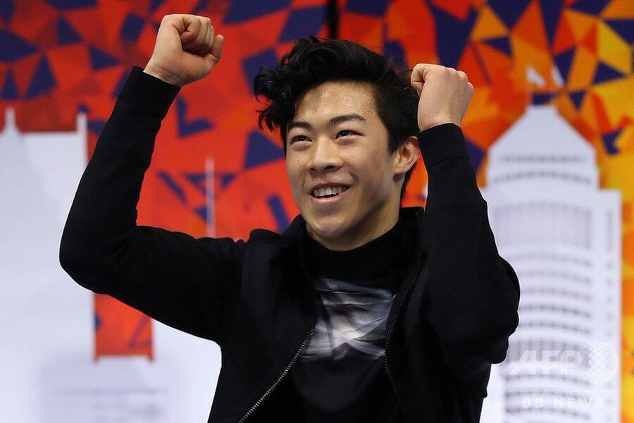 AFPBB News が記事を更新! 「世界王者チェン、スケート・アメリカ3連覇」