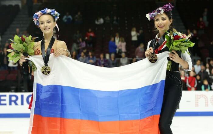Sputnik 日本 が記事を更新! 「スケートアメリカ2019」まとめ…昨年までジュニアだった選手がシニアを征服!